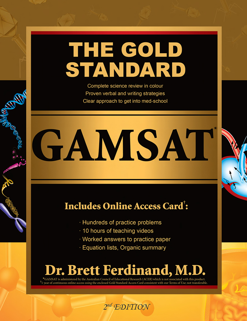 The Gold Standard - The Only Prep You Need