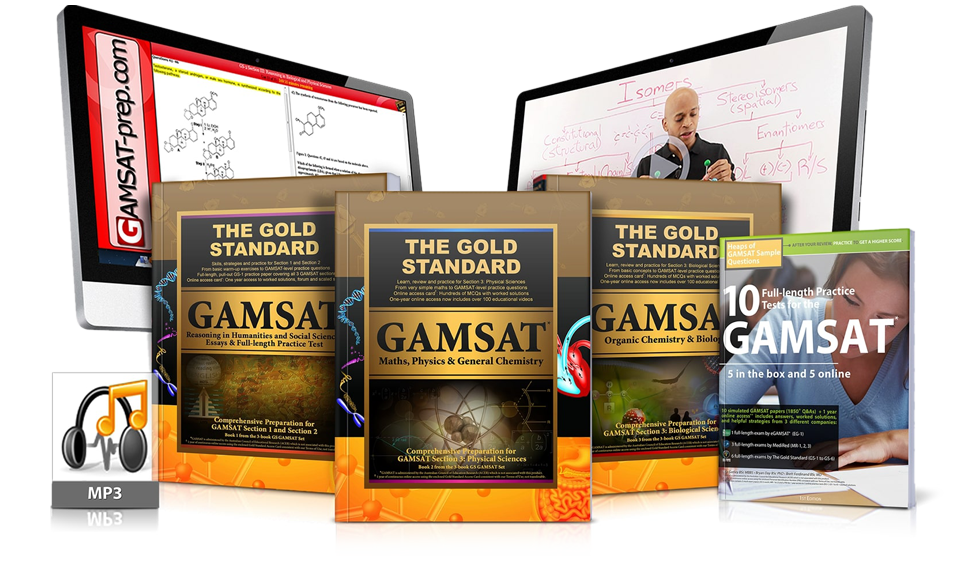 Home Study GAMSAT Prep Course