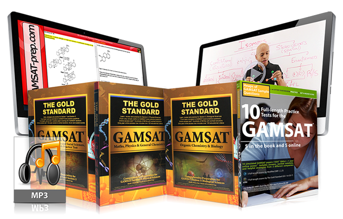 GAMSAT Courses and GAMSAT Preparation | Gold Standard GAMSAT