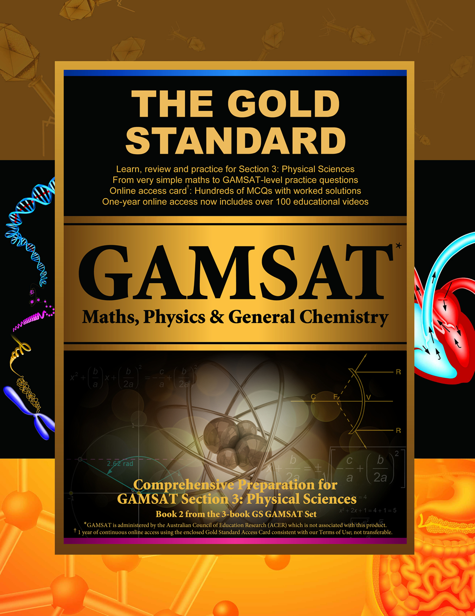 GAMSAT Courses and GAMSAT Preparation   Gold Standard GAMSAT