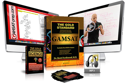 Gold Standard GAMSAT Preparation: Home Study Revision Course